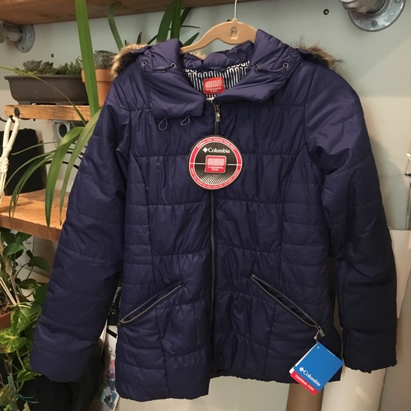 """Columbia thermal coil """"Sparks Lake Jacket"""" NWT"""